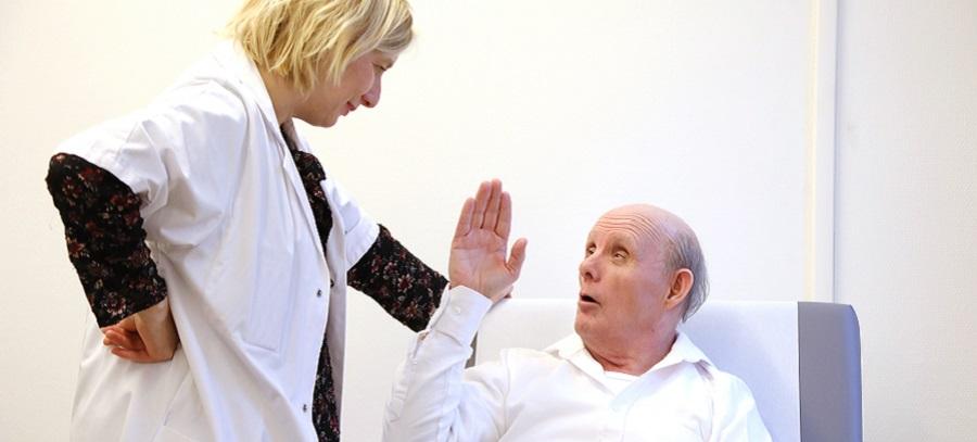 consultation vieillissement trisomie 21 Institut Lejeune